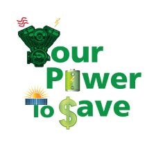 Your Power to Save Logo